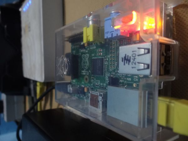My Pi in Action