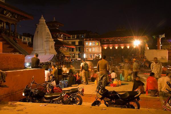 Kathmandu Night Life