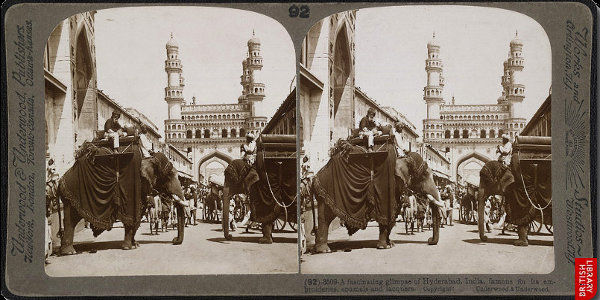Rare Pictures of Hyderabad
